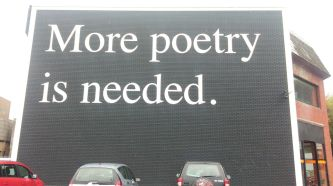 more poetry swansea
