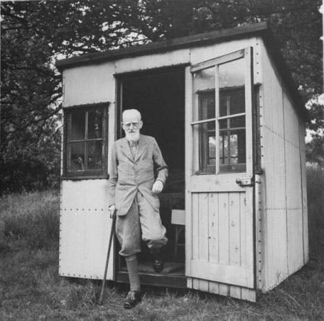 GB Shaw and Shed