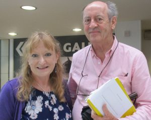 Louise G Cole and Billy Collins