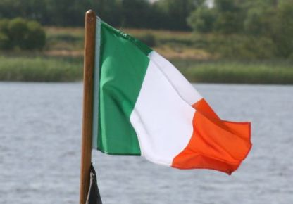 irish flag s