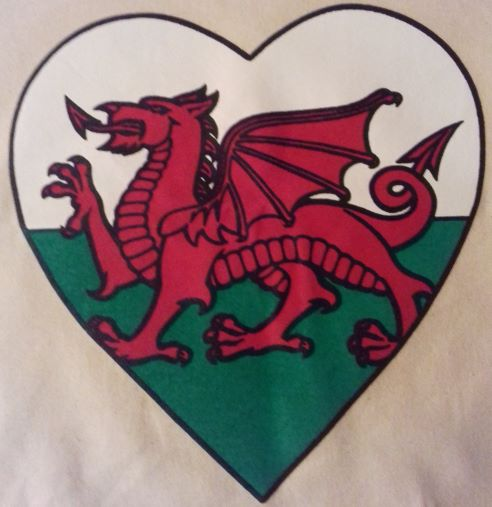 welsh dragon s